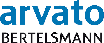 logo Arvato Bertelsmann wybiera szkolenia Delta Training