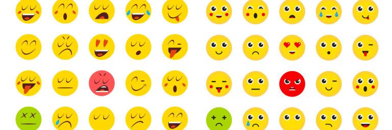 Emotikony w mailach. Czy używać?