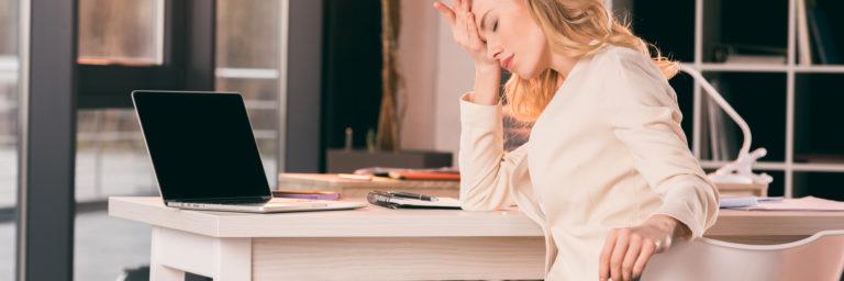 Sposoby na stres, lęk i zmartwienie